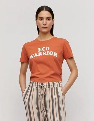 Armedangels Maraa Eco Warrior T Shirt - MARAA ECO WARRIOR / Xtra Small / Starfish