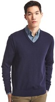 Gap Merino wool slim fit sweater