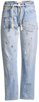 Riley Painters 501 Patch Relaxed Denim