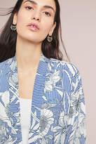 Anthropologie Savannah Floral Kimono