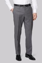 Ermenegildo Zegna Cloth Regular Fit Light Grey Trousers
