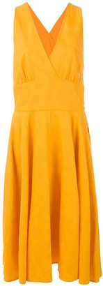 Yves Saint Laurent Pre Owned Mid-Length Dress