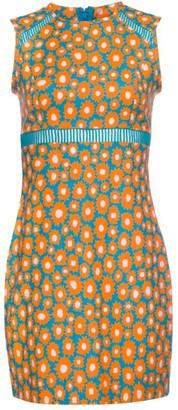 STAUD Cricket Floral Mini Dress