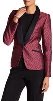 Trina Turk Dignified Printed Blazer