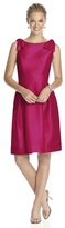 Alfred Sung D626 Bridesmaid Dress in Sangria