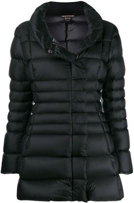 Colmar high-neck padded coat