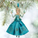 Disney Disneys Frozen Elsa Sketchbook Christmas Tree Ornament