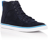 HUGO BOSS NUBUCK SNEAKERS