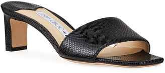 Jimmy Choo X Kaia K-SLIDE 50 Sandals
