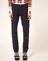 Danielle Scutt Jeans With Bow Waist Detail