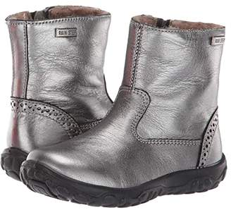 Naturino Brazos AW19 (Toddler) (Gunmetal) Girl's Shoes
