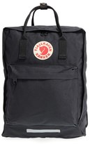 Fjäll Räven 'Maxi Kanken' Water Resistant Backpack - Black