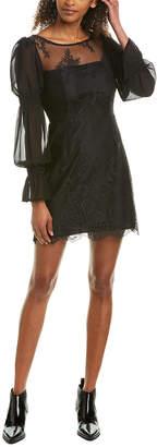 Cupcakes & Cashmere Jefferson A-Line Dress