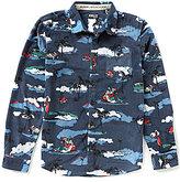 O'Neill Glacier Surf Santa Long-Sleeve Superfleece Shirt