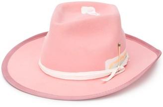 Nick Fouquet Matchstick Fedora Hat
