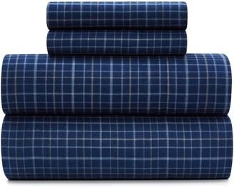 Pendleton Seldon Plaid Flannel Sheet Set