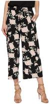 Kensie English Roses Pants KS3K1230 Women's Casual Pants