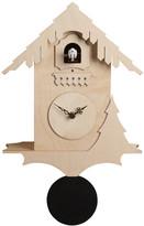 Diamantini Domeniconi Diamantini & Domeniconi - Chalet Wall Clock - Birch