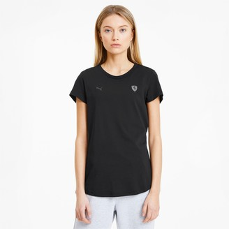 Puma Scuderia Ferrari Women's Small Shield Tee