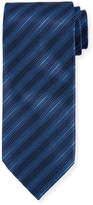 Stefano Ricci Silk Tie, Navy