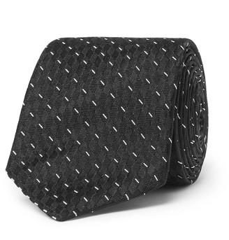Dolce & Gabbana 7cm Silk-Jacquard Tie