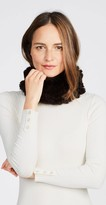 J.Mclaughlin Fur Neck Warmer