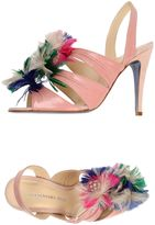 ALESSANDRO OTERI High-heeled sandals