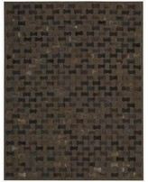 Joseph Abboud Chicago Chocolate Area Rug by Nourison (3'6 x 5'6)