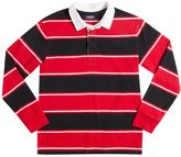 Chaps Boys 8-20 Striped Rugby Shirt