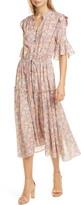 Rebecca Taylor Josephine Midi Dress