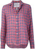 Frank And Eileen 'Eileen' plaid shirt