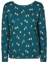 Nümph Printed Sweatshirt