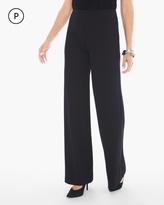 Chico's Textured Wide-Leg Pants