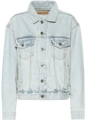 GRLFRND Kim denim jacket