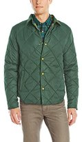 Scotch & Soda Men's Reversible Jacket with Printed Lining