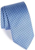 Eton Men's Neat Dot Silk Tie