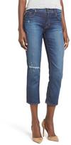 Hudson Fallon Crop Jean