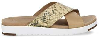 UGG Kari Exotic Leather Sandals