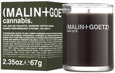 Malin+Goetz Cannabis Scented Candle 67G