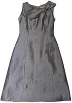 Louis Vuitton Blue Wool Dress