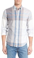 Gant 'Telltail' Trim Fit Madras Plaid Sport Shirt