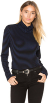Sundry Mock Neck Top