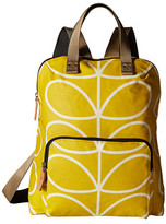 Orla Kiely Giant Linear Stem Backpack Tote