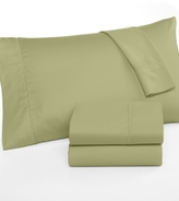 Martha Stewart CLOSEOUT! Collection 300 Thread Count Cotton Twin Fitted Sheet