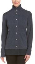 Mountain Hardwear Sarafin Wool-blend Button Front Sweater.