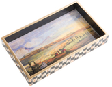 Mackenzie Childs Landscape Small Tray