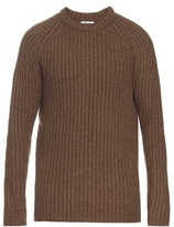 Acne Studios Kas Crew-neck Ribbed Sweater