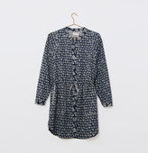 LOFT Lou & Grey Triblock Shirtdress