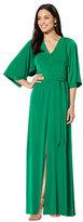 New York & Co. Kimono Maxi Dress - Green