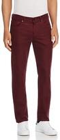 J Brand Kane Straight Fit Corduroy Pants